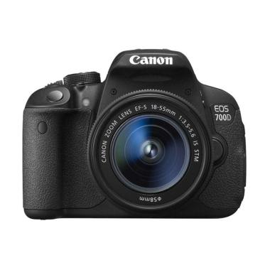 Canon EOS 700D Kit EF-S 18-55mm IS STM Kamera DSLR