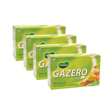 Gazero Herbal [4 Box/10 mL]