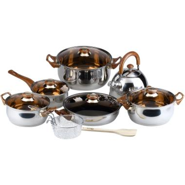 Oxone OX-933 Eco Cookware Set