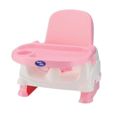 Baby Safe Booster Seat - Pink