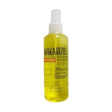 Makarizo Anti Frizz Spray Vitamin Rambut [240 mL]