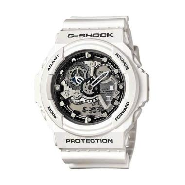 CASIO G-SHOCK GA-300-7A Jam Tangan Pria - White