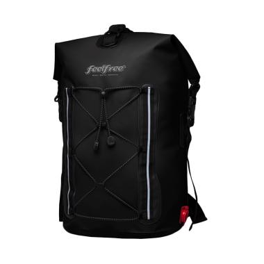 Feelfree Go Pack Dry Bag - Black [40 L]