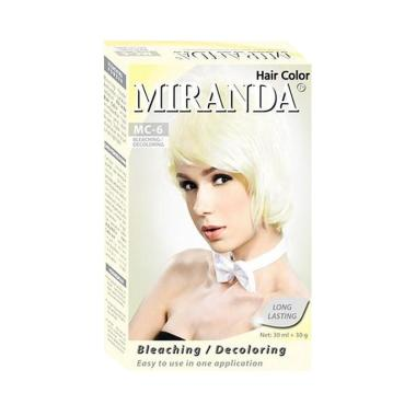 Miranda Hair Color Bleaching [30 mL]