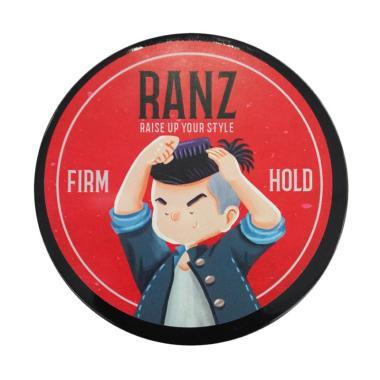 PROMO..!!! Ranz Pomade Waterbased Minyak Rambut Terbagus