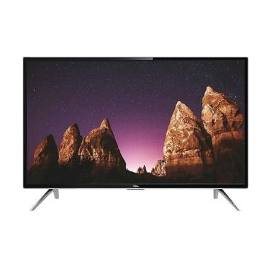 TCL L32S4900 LED Smart TV - Hitam [32 Inch]