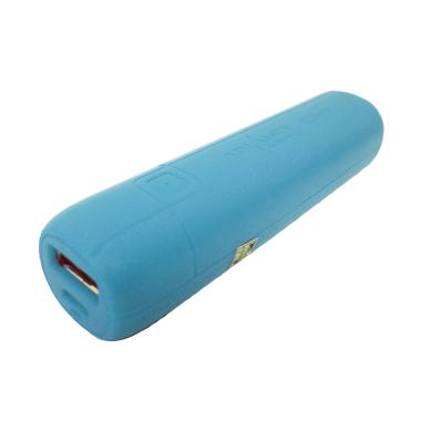 Advance S15 Powerbank - Biru [3200 mAh]
