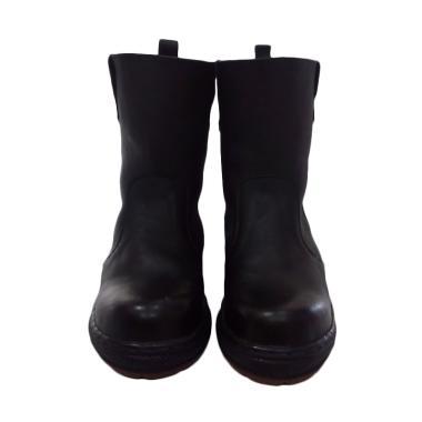 Kalong 021 Men Boots Shoes - Black