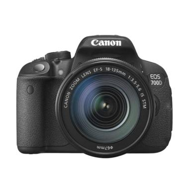 Canon EOS 700D Kit 18-135MM Kamera DSLR