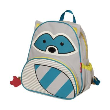 Skip Hop Zoo Pack Tas Anak - Raccoon Grey Grey