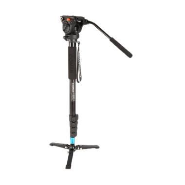 Coman Video Monopod DK 327 AQ5 + Head Q5