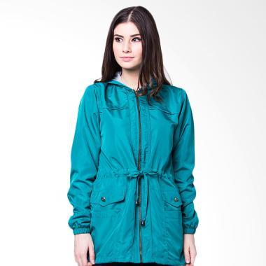 Evio 412 Woman Parka Jacket - Tosca