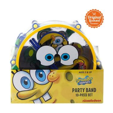 Nickelodeon Sponge Bob Musical Set 11 Mainan Anak