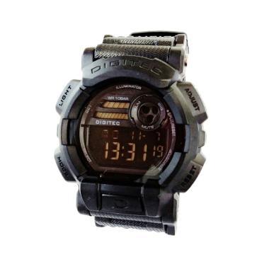 Digitec 2079 Jam Tangan Pria - Black