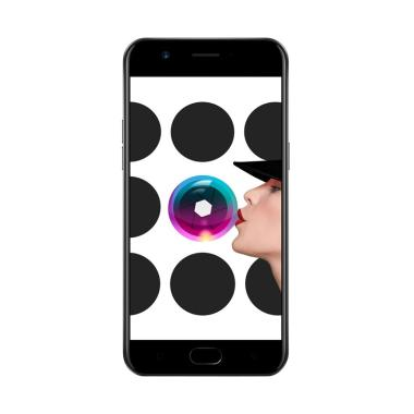 Oppo A57 Smartphone - Hitam Garansi Resmi