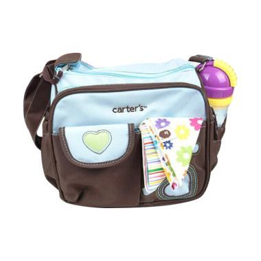 Carter's Mini Diaper Bag Tas Bayi - Blue