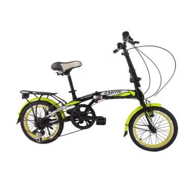 Exotic 2026 MK Sepeda Lipat [16 Inch]