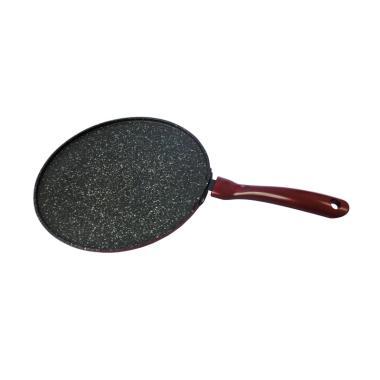 Homeline Grill Pan - Merah [30 cm]