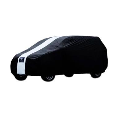 Cover Super Cover Mobil for Toyota Avanza - Hitam Putih