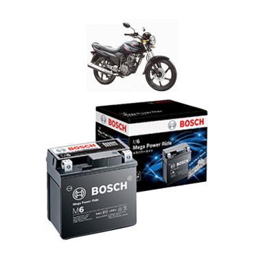 Bosch AGM RBT6A Aki Kering Motor for Honda Mega Pro 2010