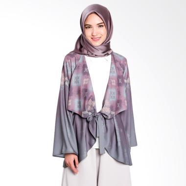 Ria Miranda Anai Outer Muslim - Grey