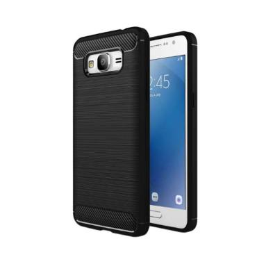 Armor Rugged Carbon Casing For Samsung Galaxy J2 Prime G532