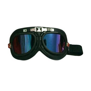 Snail Goggle Classic Blue Visor Kacamata ... f5d66fded3