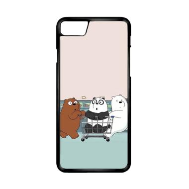 Bunnycase We Bare Bears Shock Face  ...  for iPhone 7 or iPhone 8