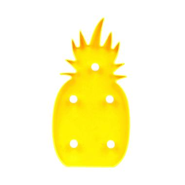 Paroparoshop Lampu Hias Pineapple Lamp - Yellow