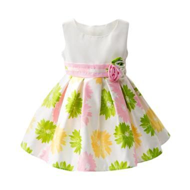 CHICLE Pesta Import Dress Anak