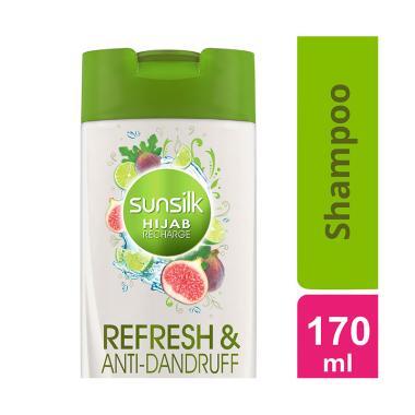 SUNSILK Hijab Refresh & Anti-Dandruff  Shampoo [170 mL]
