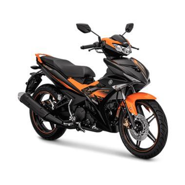 Yamaha Jupiter MX KING 150 Sepeda Motor [VIN 2019 / OTR Jabodetabek]
