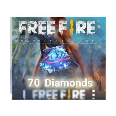 Top Up Free Fire Terbaru 2021 Harga Termurah Blibli