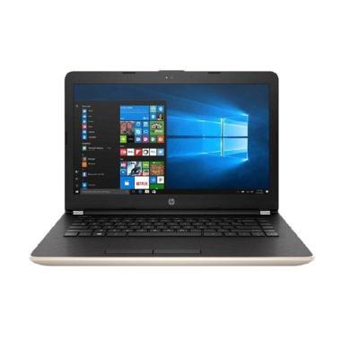 harga HP 14-cm0094AU Notebook - Gold [AMD E2-9000e/ 4GB/ 1TB/ 14 inch/ Windows 10] Blibli.com