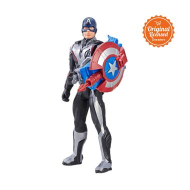 harga Hasbro The Avengers Team Tech Power Fx 2.0 Captain America Action Figure Blibli.com