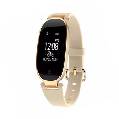 IIT S3 Smartwatch for Android or iOS [Bluetooth/ Waterproof/ Smart Watch/ Heart Rate Monitor/ Fitness Tracker]