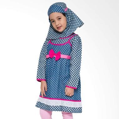 4 You Moslem Long Dress - Pink