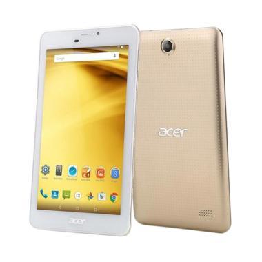 Jual Acer Iconia Talk 7 B1-723 Tablet - Gold [16GB/ 1GB] Harga Rp 1250000. Beli Sekarang dan Dapatkan Diskonnya.
