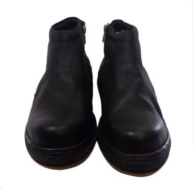 Kalong 018 Men Boots Shoes - Black