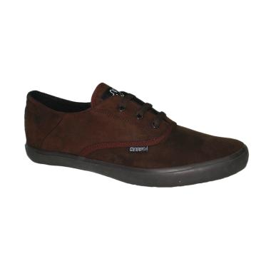Kappa K13CFL053A Suede Shoes - Brown