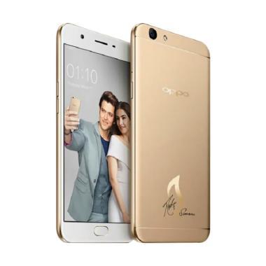 OPPO F1 S Smartphone - Gold [32 GB/ 3 GB]
