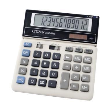 Citizen SDC 868L Kalkulator