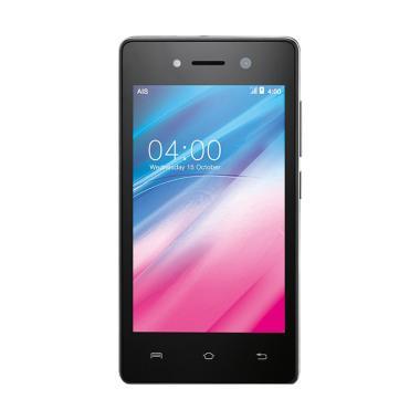Lava Iris 505 Smartphone - Hitam [8GB/ 1GB]