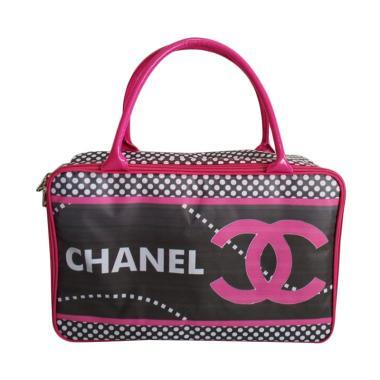 Jejo Motif Chanel Travelling Bag