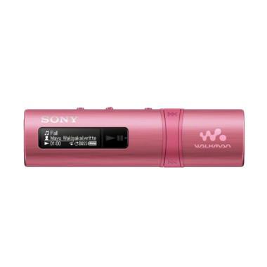 Sony NWZ-B183F Walkman - Pink [4GB]