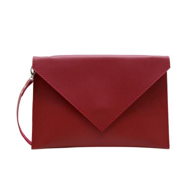 Henmate Simply BIGZR0100 Clutch Bag - Red