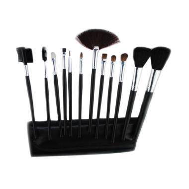 harga JBS Make up Brush 12 in 1 Kuas Makeup - Blibli.com
