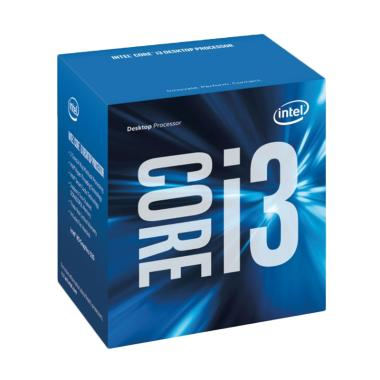 Intel Core i3-6100 Processor [3.7 GHz]