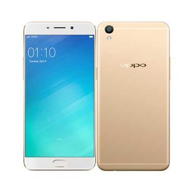 OPPO F1s Smartphone - Gold [64GB/ 4GB]