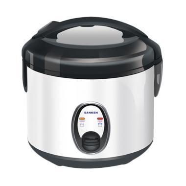 Sanken SJ-135 Rice Cooker - Hitam [1 L]